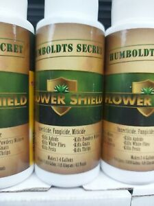 Flower Sheild , Insecticide Fungicide Miticide , Kills Everything!!!!