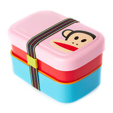 Paul Frank Lunch Box Picnic Girl - 2 Sections with Strap 20301001