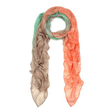 Elegant Ombre Paisley Scarf Wrap - Different Colors Available