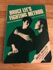 Bruce Lee's Fighting Method - Book by Bruce Lee