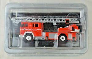 DelPrado #84 1975 DL 23-12 Iveco Magirus AG Fire Truck 1:72 Mint Un-Opened Box