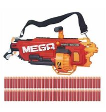 Nerf N-Strike MEGA Mastodon Blaster with 24 dart drum and 72 MEGA Whistler Darts
