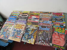 Eclipse comics lot of 33 Bronze & Copper Age Comics FINE