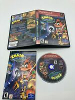 Sony PlayStation 2 PS2 CIB Complete Tested Crash Bandicoot The Wrath Of Cortex