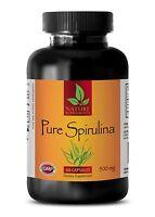 Mood booster - SPIRULINA 500MG 1B - spirulina chlorella tablets organic