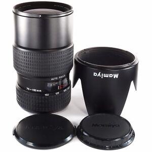 Mamiya Sekor D Zoom AF 75-150mm 1:4.5 for AF AFD II III & Phase One 645DF DF+