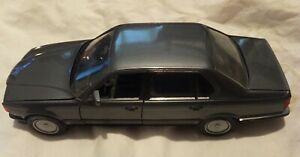 SCHABAK BMW 750iL 1/24 model car as per photos collectable No 1620 made Germany