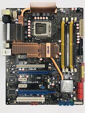 Rare & Vintage! ASUS Motherboard P5E Deluxe Ai Lifestyle - ATX - LGA775 Socket