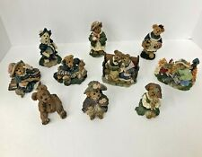 Lot Of 10 Boyds Bears Vintage Collection/Collectibles