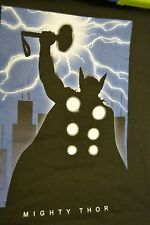 Mens Licensed Marvel Mighty Thor Shirt New 2XL