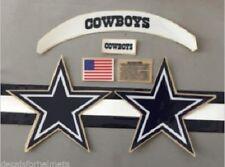 Dallas Cowboys  SPEED- F/S-XL- Football Helmet DECALS/COMPLETE SET