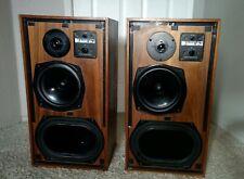 KEF Reference Series Model 104aB Speakers 100W - Pair