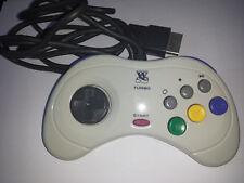 Sega Saturn Controller WS Turbo White WS-0100 *Used*