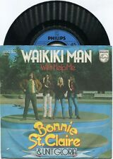 Single Bonnie St. Claire & Unit Gloria: Waikiki Man (Philips 6012 332) D 1973