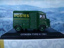 1/43  Norev  (France) Citroen type H 1961 Post