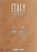 Italy: The Battle for Italy January 1944 - May 1945 (Flames of War 3rd )
