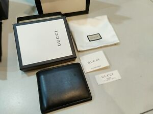 Gucci Preloved Men Wallet
