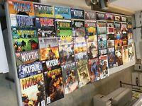 Wolverine Complete Full Set Series 1-65 Plus #43 Variant Marvel Comics 2003
