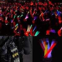 10pcs 6inch Glow Sticks Light Stick Emergency Glowstick Chemical Fluorescent