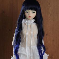 "[Dollmore]  1/3BJD OOAK Supplier SD wig  (8-9)""  Junsa ST Wig (Blue)"