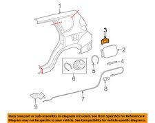 TOYOTA OEM Fuel Door-Gas Cap Hatch Spring 773600R010