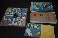 Vintage Casper The Friendly Ghost Game 1959 Milton Bradley - Complete