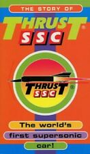 The Story Of Thrust SSC by Noble, Richard Paperback Book The Fast Free Shipping