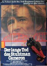 The Stunt Man German movie poster A0 Der Lange Tod des Stuntman Cameron O'Toole