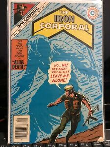 Iron Corporal (1985 Charlton) comic books #24