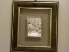 vintage collectors art peice from israel of the holy city of Jerusalem see pic