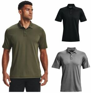 Under Armour 1365382 Men's UA Tactical Performance 2.0 Loose-Fit Polo Team Shirt