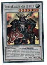 "YU-GI-OH! SHOGUN KARAKURI MOD. 00 ""BUREI"" CT10-IT009 SUPER THE REAL_DEAL SHOP"