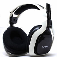 Astro A40 Gaming Headset for Ps3 Ps4 Xbox Windows and Mac Black Grey White