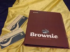 Girl Scouts/Brownir Guide Book & 2 Pocket Song Books