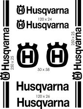 Planche stickers Husqvarna - PL027