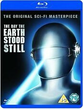 NEW - The Day The Earth Stood Still [Blu-ray] [1951] 5039036040082