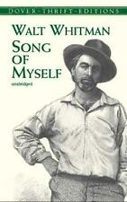 Song of Myself by Walt Whitman (Paperback, 2001)