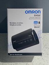 Omron Bluetooth Evolv Automatic Upper Arm Blood Pressure Monitor.iPhone&Android.