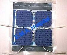 Compex-Cefar-Elettrodi adesivi originali misura 5x5 filo (5 conf.)-SUPERPREZZO!!