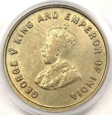 1920 Straits Settlements George 5C - PCGS MS62 - Rare Certified BU UNC Coin