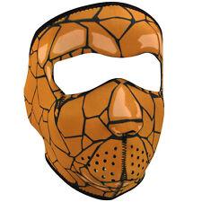 Zan Headgear Neoprene Full-Face Mask, Rock Monster