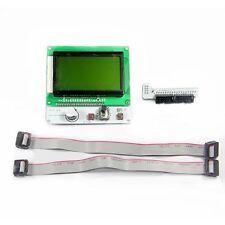 LCD 12864 Smart Display Controller Adapter For Reprap 3D Printer RAMPS1.4 Square