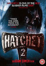 Hatchet 2 (DVD, 2011) *NEW & SEALED - FAST UK DISPATCH*