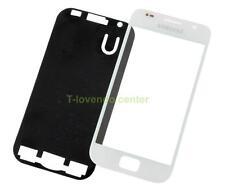 Original Ecran Vitre Externe Outer blanc Samsung Galaxy S1  i9000 adhésif neuf