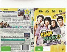 Camp Rock:2:The Final Jam-2010-Demi Lovato-Movie DVD