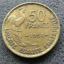 France 50 Francs 1951 Guiraud  [12514]
