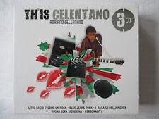 Adriano Celentano - TH´IS CELENTANO - 2012 - 3 CD Set