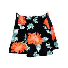 Womens Skirt Bikini Bottom Ruffled Tankini Swim Short Cover up Beach Dress S-3xl
