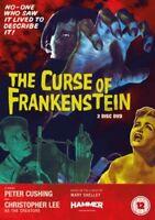 Curse Of Frankenstein [DVD][Region 2]