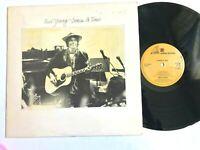 NEIL YOUNG Comes A Time 1978 Vinyl LP Album K54099 VG+/VG